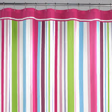 Bright Shower Curtain Calmly Striped Shower Curtain Curtain Combined Plus Striped Shower