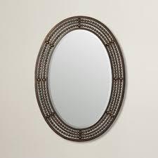 Rhinestone Wall Mirror Oval Mirrors You U0027ll Love Wayfair