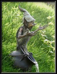 bronze sculpture by david goode would it in my garden