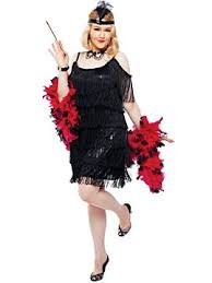 Halloween 1920s Costumes 1920s Costumes Gangster Flapper Twenties Costumes Adults