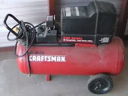 Craftsman 3 Gallon Air Compressor Sears Craftsman 5hp 25 Gallon 120 240 125psi Air Compressor