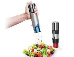 star wars lightsaber salt u0026 pepper shakers gadget flow