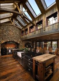 Country Home Interior Designs by Interior Rustic Country Home Interior Design With Solid Hardwood