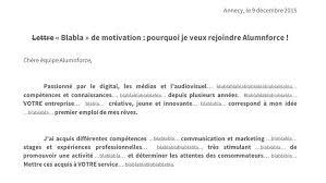Une Lettre De Motivation Blabla Avec Blabla De Motivation Il Décroche Un Cdi Le Figaro Etudiant