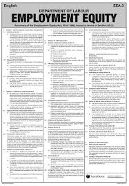 lexisnexis user guide employment equity act u2013 poster lexisnexis south africa