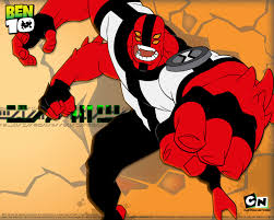 fourarms free ben 10 pictures wallpapers cartoon network