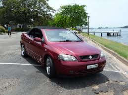 holden astra ts convertible
