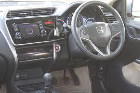 Honda Upholstery Fabric Honda City Reviewtest Drive
