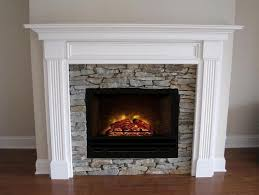 Built In Electric Fireplace Electric Fireplace Insert