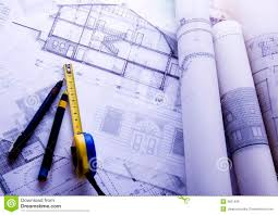 house blue print close up royalty free stock images image 3601939
