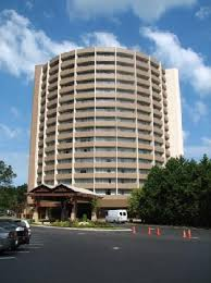 front view picture of park vista doubletree by hotel