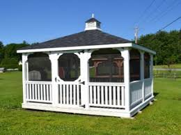 Backyard Gazebos For Sale by Vermont Outdoor Gazebos For Sale In Bristol Vt Livingston Farm