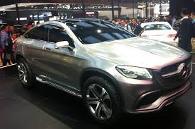 suv mercedes mercedes concept coupe suv fully revealed auto express