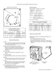 whirlpool modular ice maker service sheet electrical engineering