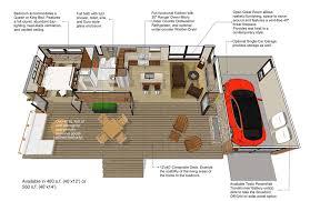 modern 1 house plans modern style house plan 1 beds 1 00 baths 480 sq ft plan 484 4