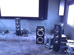 placement of subwoofer in home theater optimizing subwoofer setup for