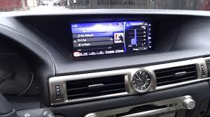 lexus ct200h aftermarket navigation 2016 lexus gs200 pioneer or mark levinson sound system test