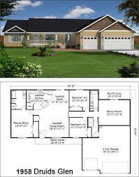 custom built homes floor plans 44 best single floor plans images on floor plans