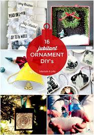 16 jubilant handmade ornament diy diy s to make this season