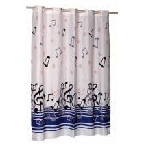 Stall Size Fabric Shower Curtain Stall Shower Curtains Shower Curtains Bath