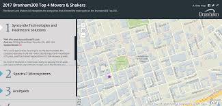 Top Spot Maps Branham Group Presenting Engaging Reports Through Maps