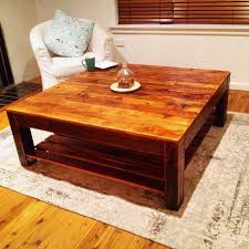 reclaimed timber coffee table square recycled timber coffee table made in australia