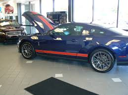 Black Mustang With Red Stripes 2011 Gt500 Svtpp Kona W Red Stripes The Mustang Source Ford
