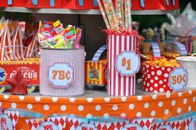 Circus Birthday Decorations Carnival Birthday Party Theme I Love The Ice Cream Sundae Booth