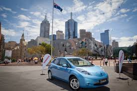 nissan leaf australia sales news nissan leaf electric hatchback now on sale