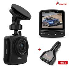 amazon com on dash cam amacam am c60 compact car camera night
