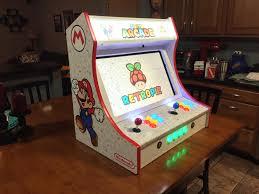 Bar Top Arcade Cabinet Bartop Arcade Album On Imgur