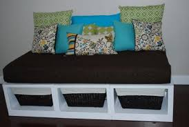 woodworking plan how to make a queen platform bed with storage