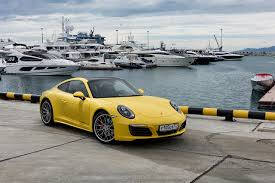 porsche yellow images 2015 16 porsche 911 carrera 4s coupe 991 yellow automobile