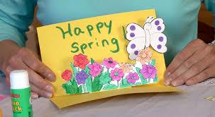 kids u0027 crafts u2013 how to make a tissue paper flower u2013 monkeysee videos