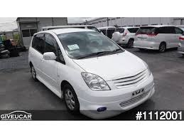 toyota japan used toyota corolla spacio from japan car exporter 1112001