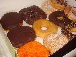 kutsara at tinidor country style doughnuts