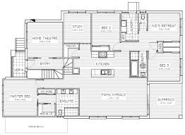 split level house designs and floor plans exciting house floor plans sloping blocks ideas best inspiration