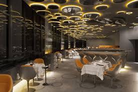 restaurant decor simplicity ciel de paris restaurant design by noé duchaufour