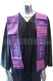 stoles graduation sigma lambda gamma kente graduation stole