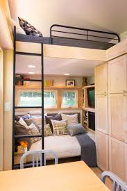tiny houses pictures interior leaf house wheels view inside tiny home traveler