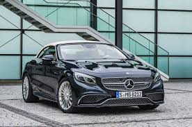 2017 mercedes amg s65 cabriolet is a 621 hp 186 mph convertible