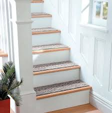 exotic decorative stair treads create outdoor rubber stair treads