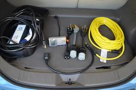 nissan leaf for sale by owner charging away from home u2013 cables and adapters for the ev driver