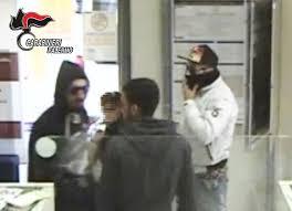 rapina in rapina in di marineo arrestati tre banditi palermitani