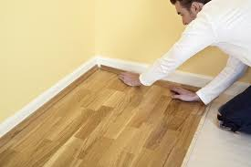 Golden Aspen Laminate Flooring Laminate Flooring Padded Vs Unpadded