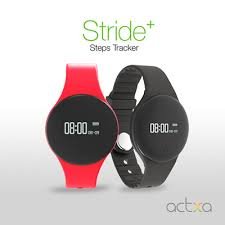 Challenge Steps Qoo10 Actxa Stride Smart Tech