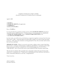sample letter of recommendation for award nominee images letter