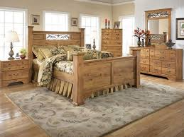 bedroom decorating ideas with pine furniture interior design