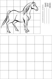 grid clipart worksheet pencil and in color grid clipart worksheet