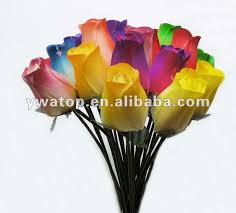 Wooden Roses Long Stem Artificial Wooden Roses Wooden Flowers Shop For Sale In